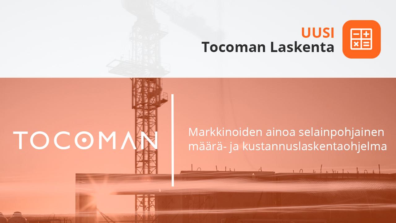 Tocoman Laskenta